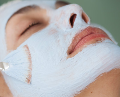 Add a luxury mask for the best facial, charleston sc